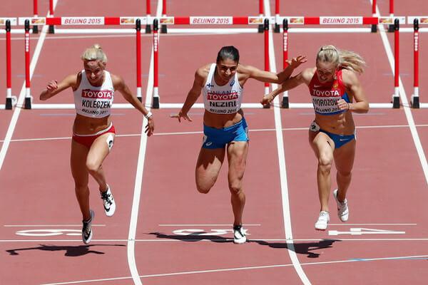 Naisten 100m