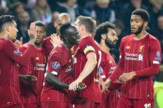 Liverpoolin voitolle 10.00 jättikerroin